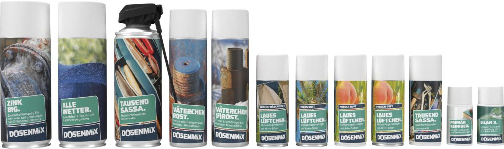 Dosenmix Produkte