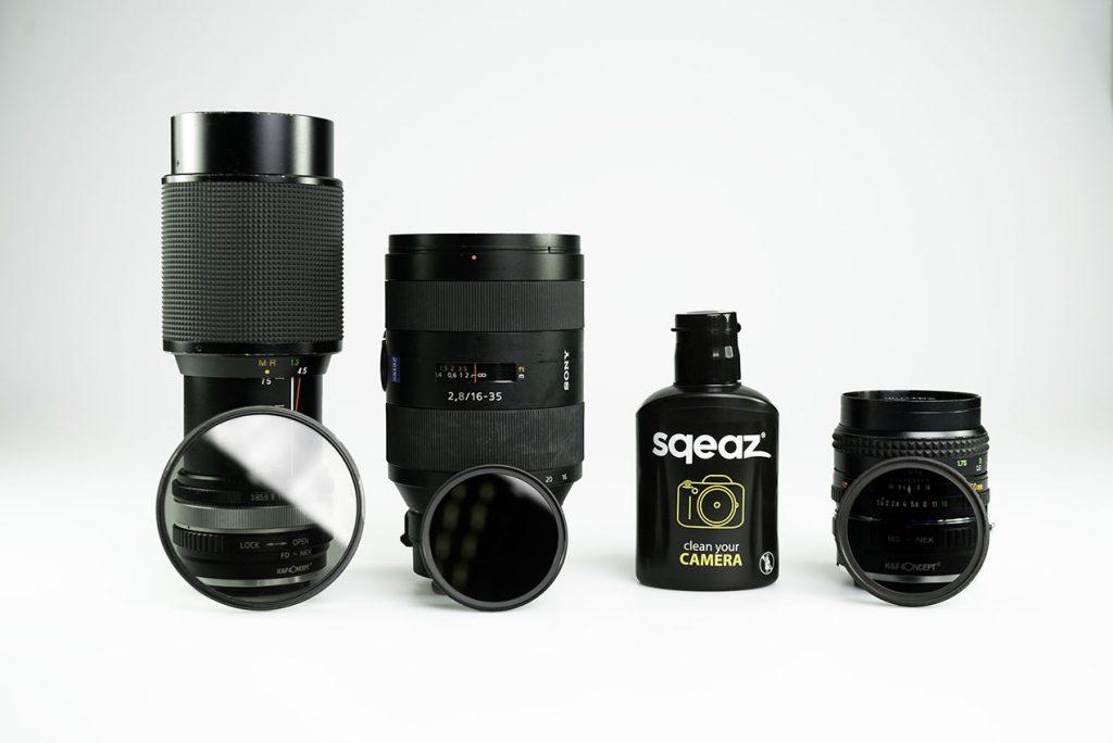 SQEAZ camera