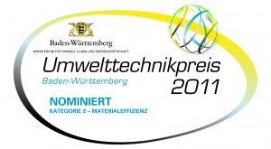 Kerona Umwelttechnikpreis 2011