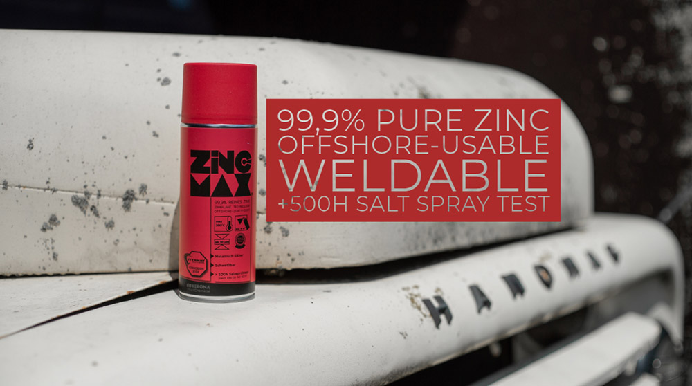 ZincMax - Performance Zinc Spray